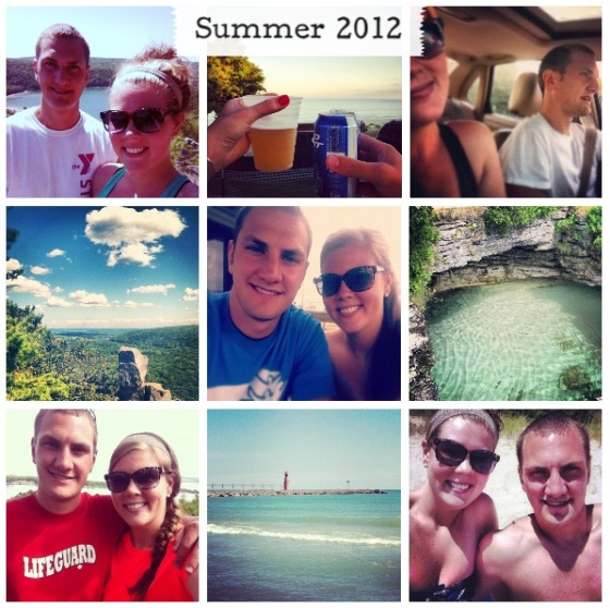 Little montage of Summer 2012 adventures :)