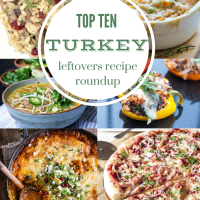 Turkey Leftover Recipe Roundup
