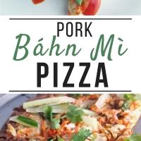 Báhn Mì Pizza