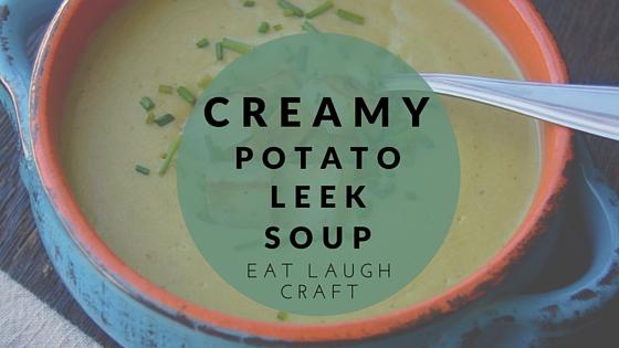 Potato Leek Soup Header