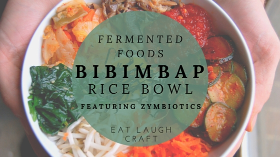 Bibimbap Fermented Foods Recipe
