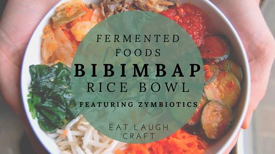 Bibimbap Fermented Foods Recipe