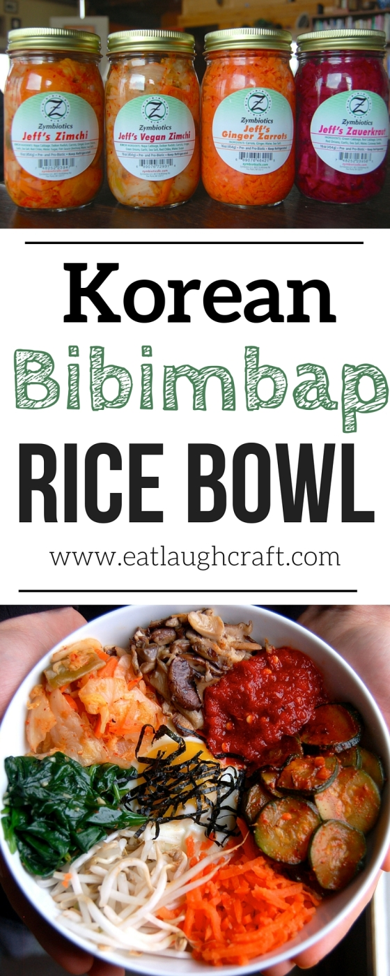 Bipimbap Fermented Foods Pinterest