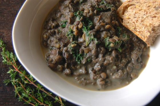Creamy Lentil Stew 2
