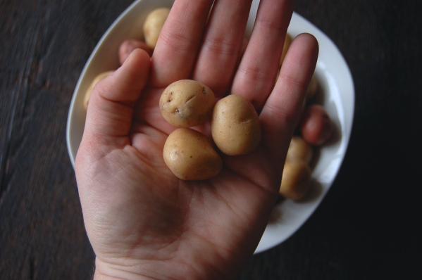 Baby New Potatoes