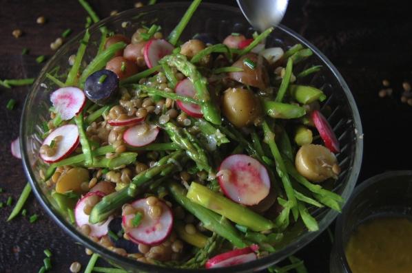 Spring Potato Salad 12
