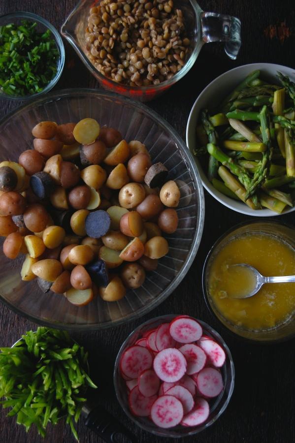 Spring Potato Salad 2