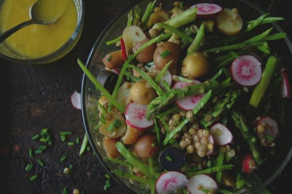Spring Potato Salad 7
