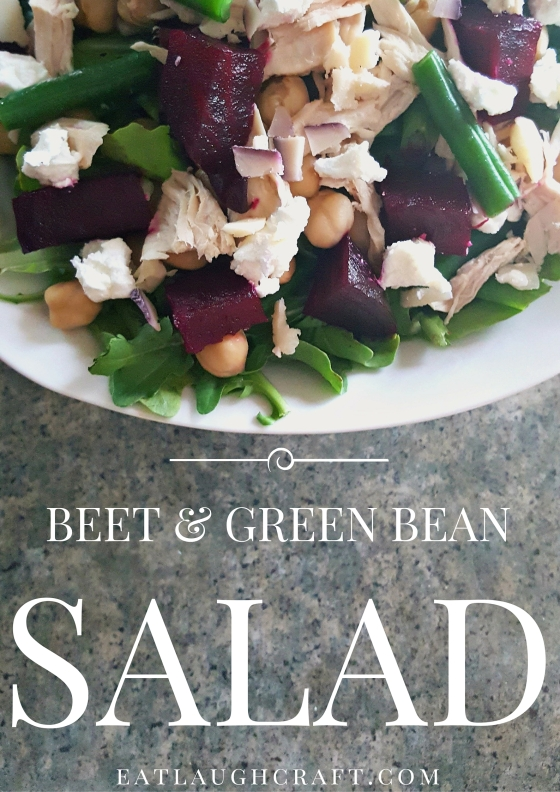 Beet & Green Bean Salad